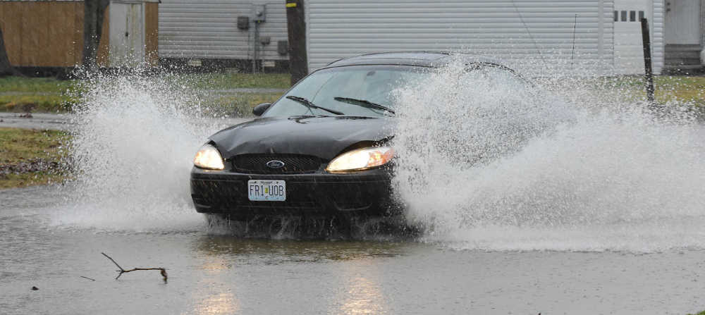 Local News: Heavy rains leads to flash flooding in Wayne County (2/7