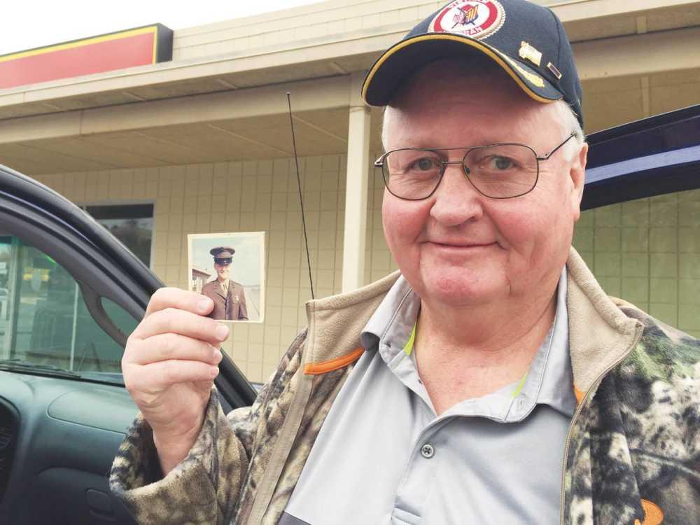 Blind in one eye, the draft sent Randall Merimee to Vietnam anyway