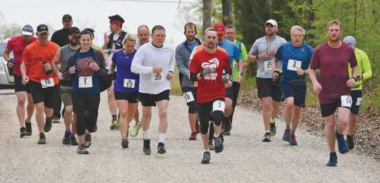 89adf46cb99 Photo gallery: Wolf Creek Trail Run, April 13, 2019 (4/13/19 ...
